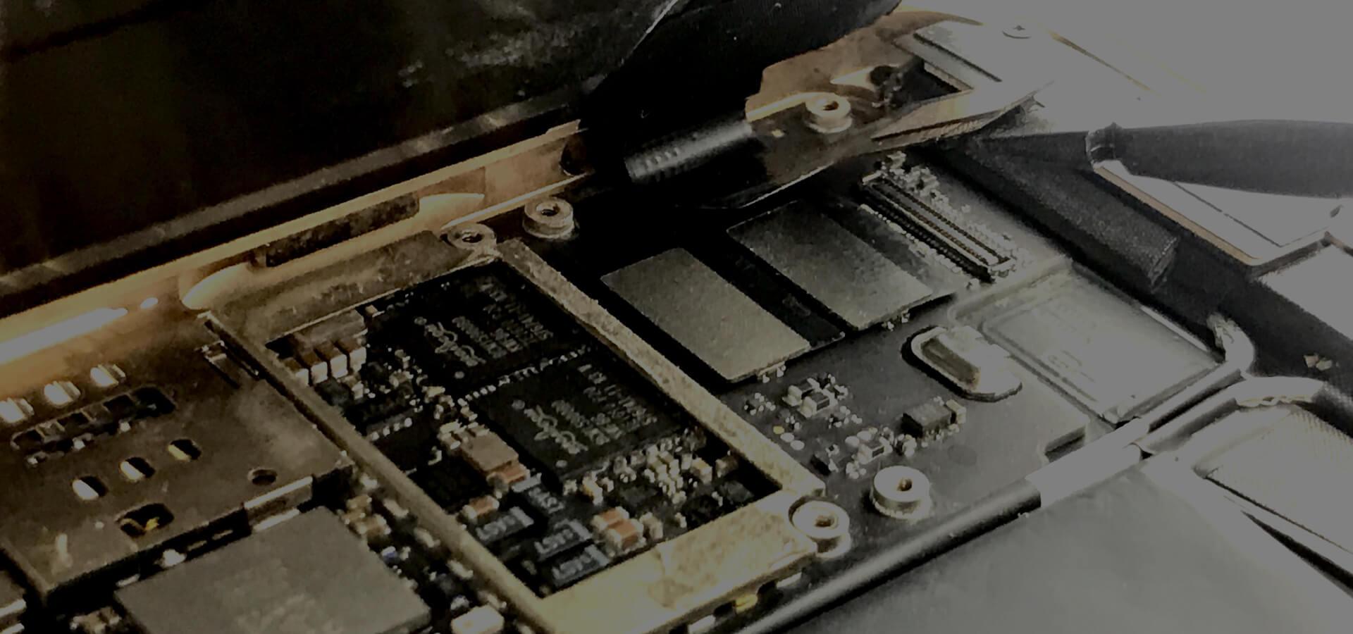 iPad螢幕維修